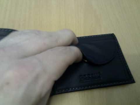 Fossil Pocketbörse