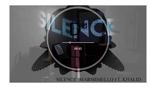 Silence - Marshmello ft Khalid | 8D Audio || Dawn of Music ||