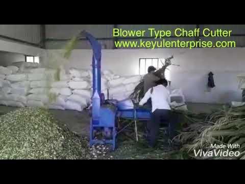 Blower Chaff Cutter