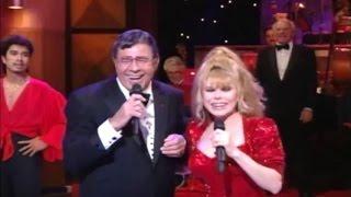 Charo Teaches Jerry Lewis How To Dance The Macarena (1996) - MDA Telethon