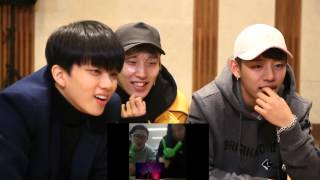 B.A.P - Young, Wild & Free Re_Reaction Awards3