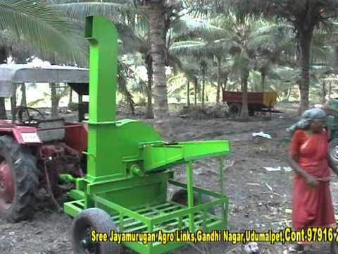 Coconut Shredding Machine
