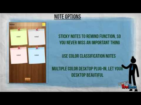 Video of Expert Notes