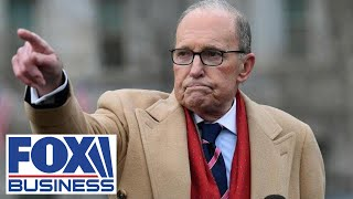 Larry Kudlow explains why he went to Davos for first time this year