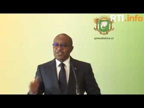 CPI, IMMUNITE PARLEMENTAIRE : LE MINISTRE DE LA JUSTICE EXPLIQUE