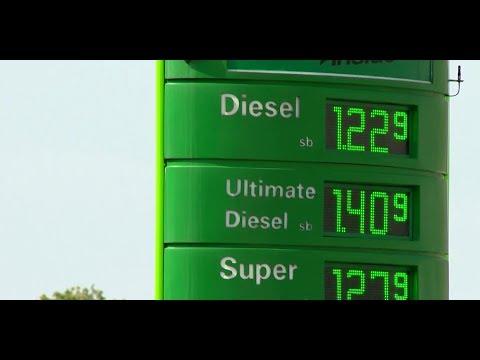 Der Wert des Benzins 98 unter nowgorod