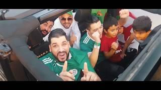 FETHI MANAR ET AMINE LA COLOMBE Équipe nationale  CAN 2019