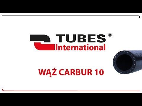 Wąż do paliwa CARBUR 10 - zdjęcie