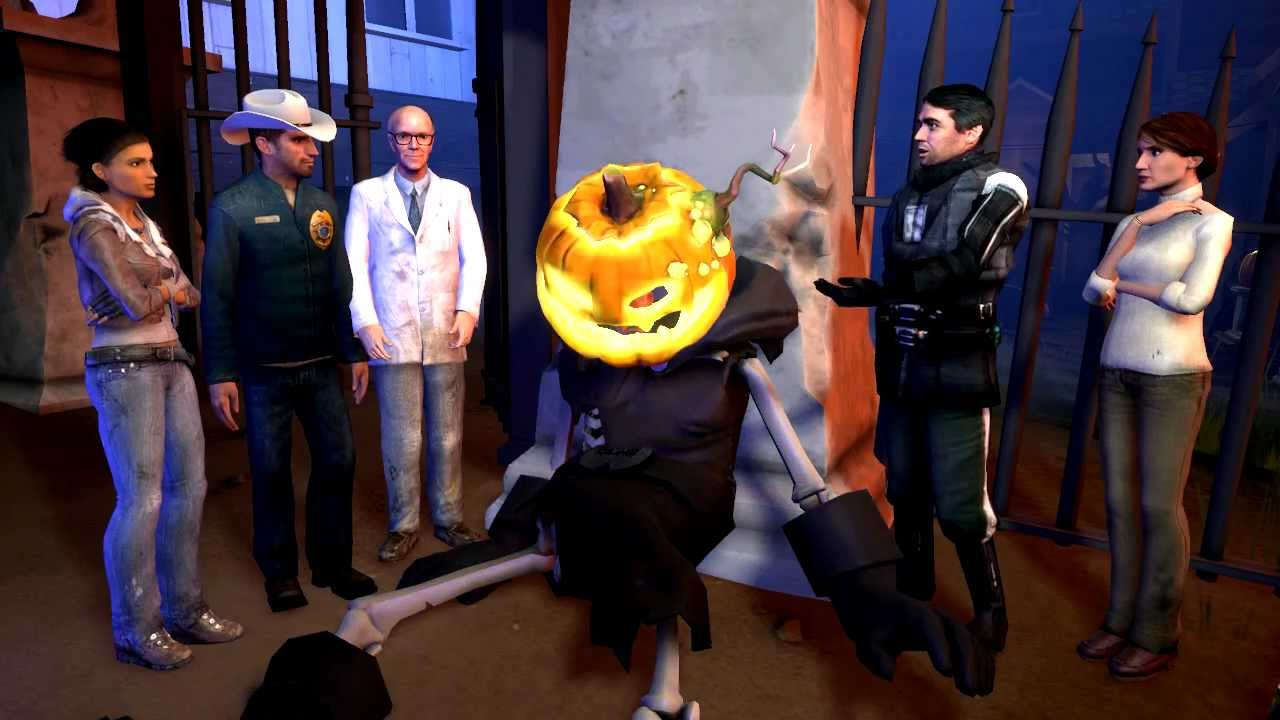 Somehow, I Don't Think This Is How Half-Life 2: Episode 3 Will End