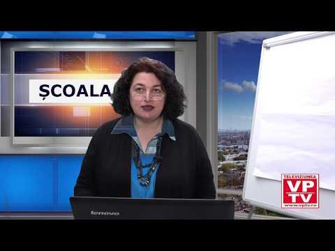 ȘCOALA TV – Test chimie organică pentru pregătirea examenului de bacalaureat