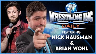 WInc Daily: WWE RAW Hits Key Demo Low, Adam Cole – WWE News (Feat. QT Marshall)