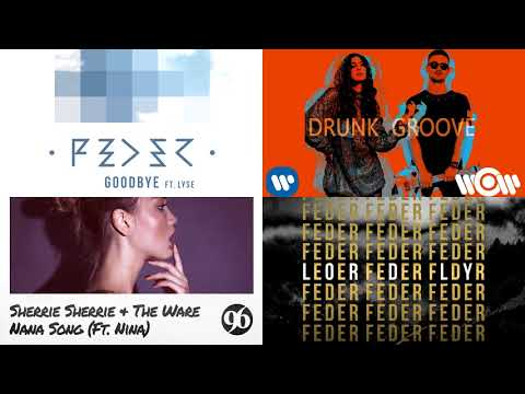 Lordly x Goodbye x Drunk Groove x Nana Song (Kickal Mashup)