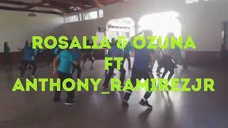 Rosalía & Ozuna|Yo X Ti, Tu X Mi|Coreografia ZUMBA FITNESS|Preview!!!