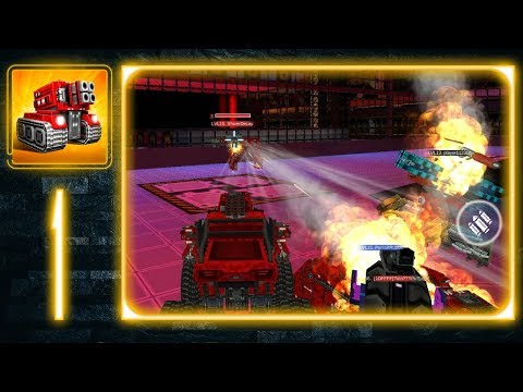 Blocky Cars Online - Gameplay Walkthrough Part 1