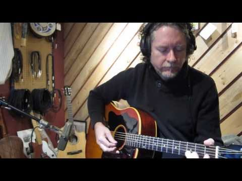 ANDY GRIFFITHS - Recording Stella Mar 2 14  (Copyright Andy Griffiths Nov 2013)