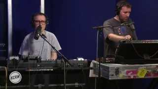 "Hot Chip performing ""Need You Now"" Live on KCRW"