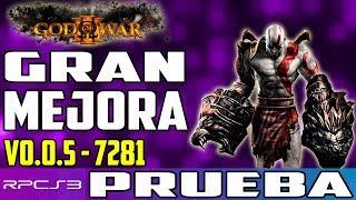 GRAN MEJORA En GOD Of WAR 3   RPCS3 0.0.5 7281 PS3 Emulator