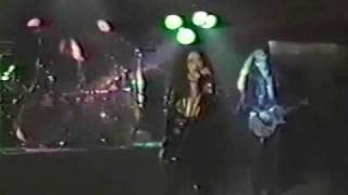 10/19 - Death Row (Pentagram) - The Ghoul - Live in Virginia 1983
