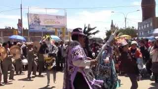 preview picture of video 'Candelaria 2014 - Vacas Puno - Banda Super Ideal Juliaca'