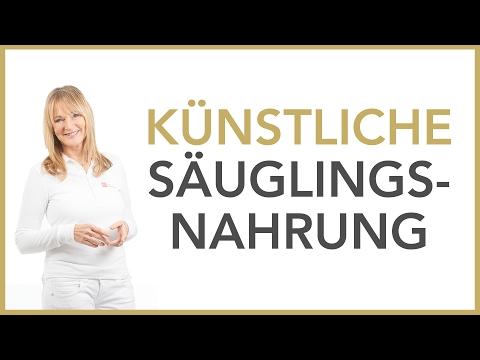 Künstliche Säuglingsnahrung   Dr. Petra Bracht  Gesundheit,