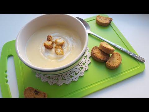 НЕЖНЫЙ овощной крем-суп из цветной капусты 🍥 РЕЦЕПТЫ НА КАЖДЫЙ ДЕНЬ🍥 Cauliflower cream soup