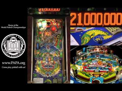 Possible Next Williams Tables (speculations) :: Pinball FX3 General