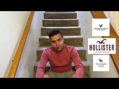 JEANS REVIEW American Eagle vs Hollister vs Abercrombie and fitch !