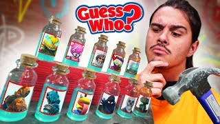 Fortnite Guess Who Challenge!