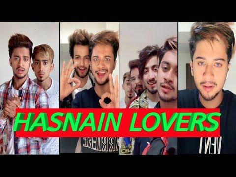 Hasnain Khan new video/ Tiktok superstar Team07 /mr faisu07 ,musically famous videos