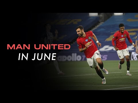 Manchester United in June.