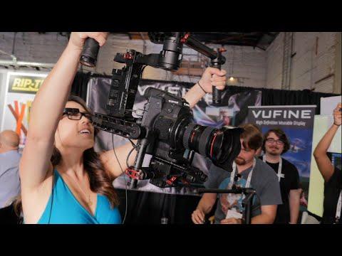 Cine Gear Expo LA 2016 with Nicki Sun