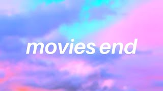 Movies End || Tate McRae Lyrics