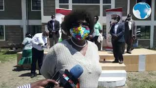 Naivasha MP Jayne Kihara insists Jubilee Party is a divided house