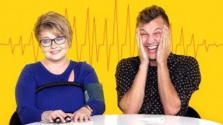 Mom & Her Son Take a Lie Detector Test | Fess Up | Cut