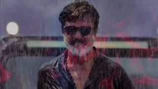 Kaala Rain Fight BGM And Whistle Adi   Santhosh Narayanan