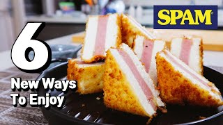 6 New Ways To Enjoy SPAM Recipes Cooking Hack