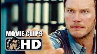 JURASSIC WORLD - 9 Movie Clips + Trailer (2015) Chris Pratt, Bryce Dallas Howard Action Movie HD