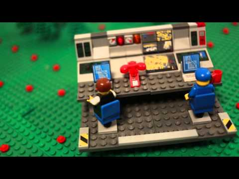 Lego-model of the Smart Grid on Bornholm