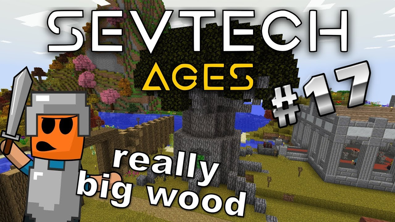 Minecraft - Getting to the Betweenlands - SevTech Ages #17