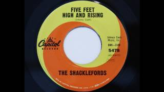 The Shacklefords - Five Feet High And Rising (Capitol 5478)