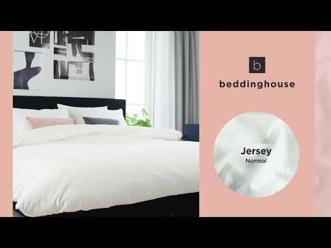 Beddinghouse Jersey Spannbettlaken