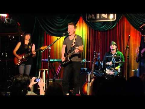 """Matt Braaten at The Mint - Album launch event 2013 - """"Falling Apart"""""""