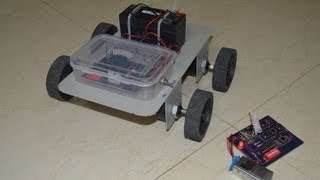 How to make wireless robot (with braking)
