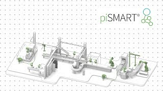 The future is smart – meet piSMART®