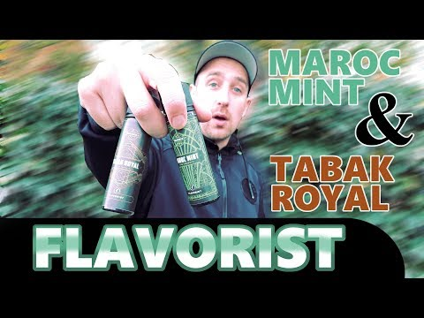 YouTube Video zu Flavorist Tabak Royal Longfill Liquid 15 ml für 60 ml