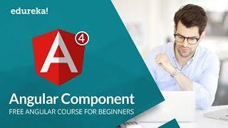 Angular 4 Components   Angular 4 Tutorial For Beginners   Learn Angular 4   Edureka