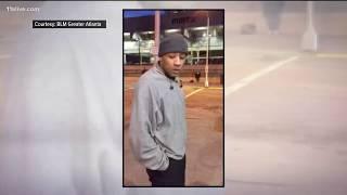 Video allegedly shows Atlanta police officer call Black Lives Matter leader racial, sexual slurs