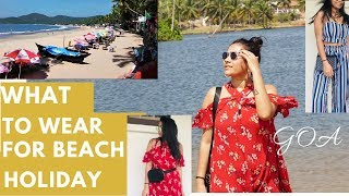 BEACH LOOKBOOK !! WHAT TO WEAR FOR BEACH HOLIDAY