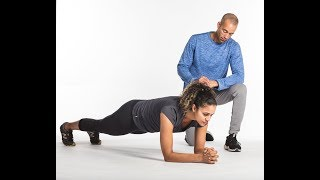 Body Weight Workout For Beginners by NateBowerFitness