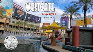 Westgate Entertainment District / Gila River Arena - A Look Around